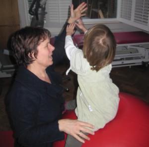 Handen tikken fysiotherapie Barel-van Zee