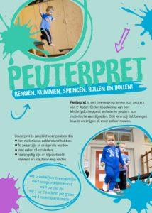 Peuterpret Leidschendam - Voorburg