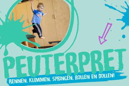 Peuterpret kinderfysio Barel- van Zee Leidschendam Voorburg
