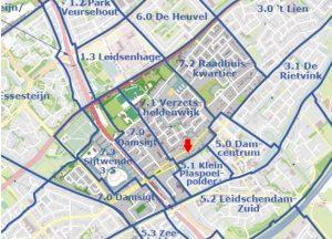fysiotherapie Leidschendam - Voorburg buurten